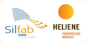 silfab heliene logo